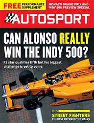Autosport issue 25th May 2017