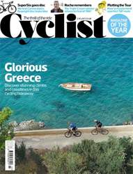 Cyclist issue July 2017
