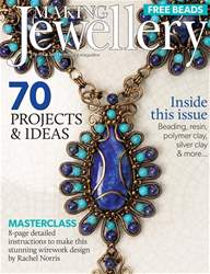 Making Jewellery issue July 2017