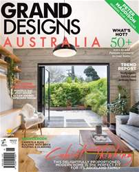Grand Designs Australia issue Issue#6.3 - May 2017