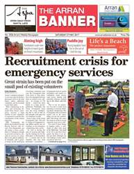 Arran Banner issue 27 May, 2017