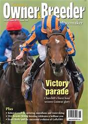 Thoroughbred Owner and Breeder issue June 2017 - Issue 154