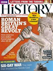BBC History Magazine issue June 2017