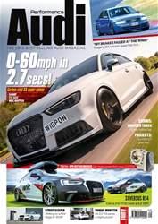 Performance Audi Magazine issue 30