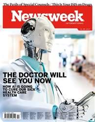 Newsweek International issue 2nd June 2017
