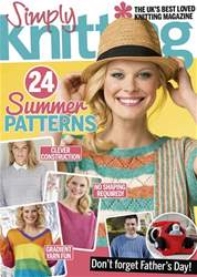Simply Knitting issue Issue 160