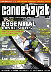 Canoe & Kayak UK issue October 2011