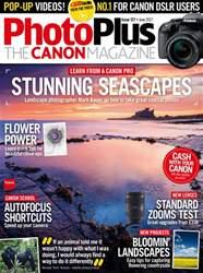 PhotoPlus Magazine Cover