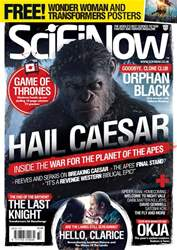 SciFiNow issue Issue 133