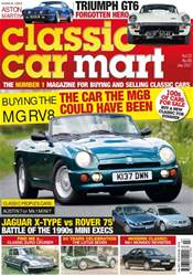 Classic Car Mart issue Vol. 23 No. 8 Buying the MG RV8