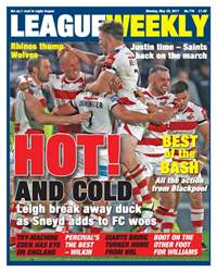League Weekly issue 776