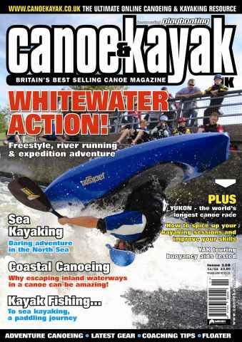 Canoe & Kayak UK issue November 2011