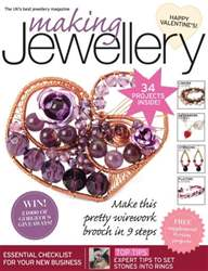 Making Jewellery issue February 2012