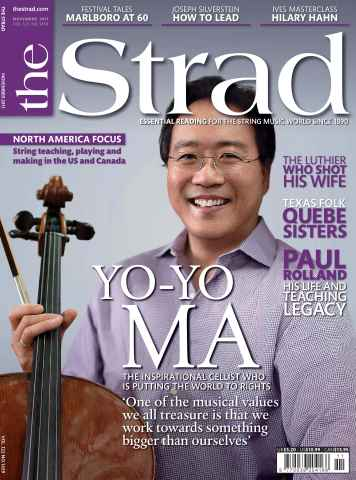 The Strad issue November 2011