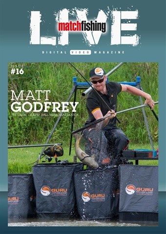 Match Fishing Live issue Issue 16