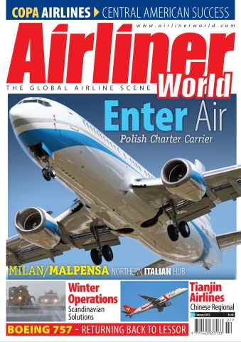 Airliner World issue February 2012