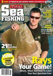 Total Sea Fishing issue February 2012