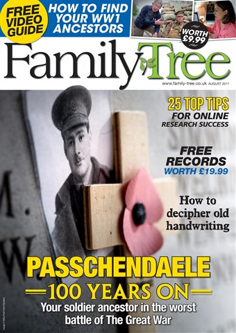 Family Tree issue Family Tree August 2017