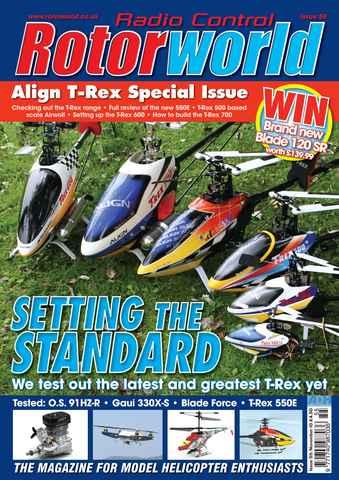 Radio Control Rotor World issue 55