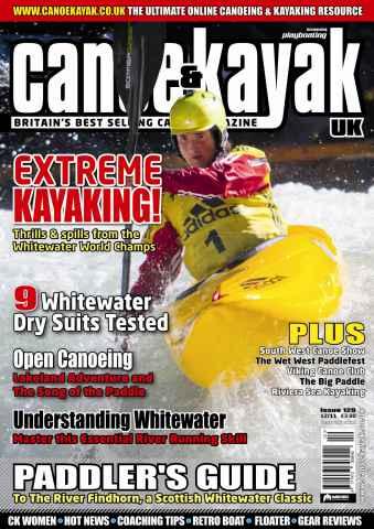 Canoe & Kayak UK issue December 2011