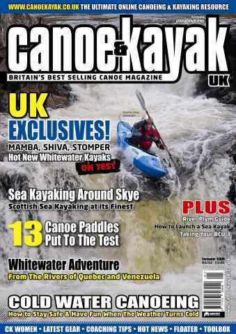Canoe & Kayak UK issue January 2012