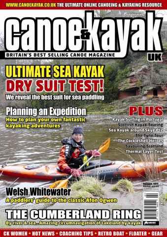Canoe & Kayak UK issue February 2012