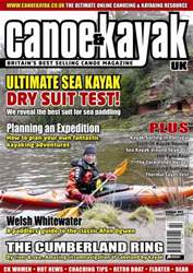 Canoe & Kayak UK issue February 2012