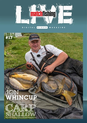 Match Fishing Live issue Issue 17