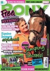 Pony Magazine issue March 2012
