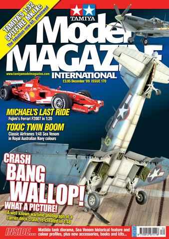 Tamiya Model Magazine issue 170