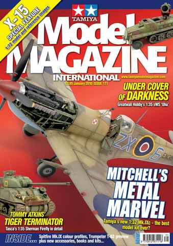 Tamiya Model Magazine issue 171