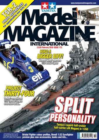 Tamiya Model Magazine issue 172