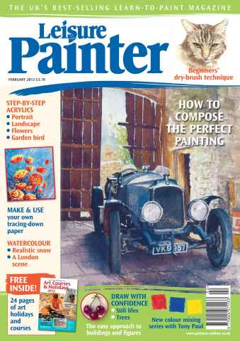 Leisure Painter issue February 2012