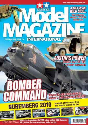 Tamiya Model Magazine issue 174