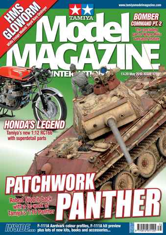Tamiya Model Magazine issue 175