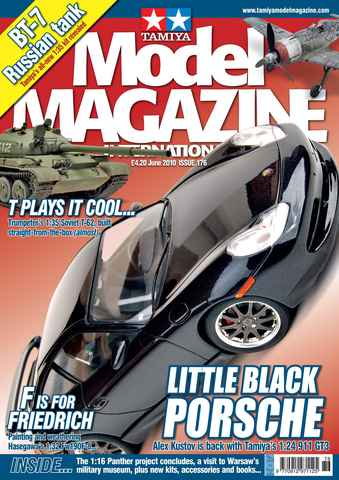 Tamiya Model Magazine issue 176