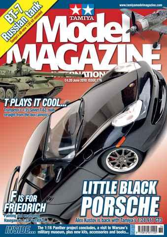 Tamiya Model Magazine issue 176