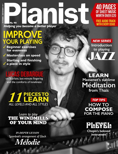 Pianist issue Issue 98: - October-November 2017