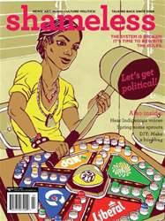 Shameless Magazine issue Fall 2011