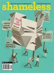 Shameless Magazine issue Winter 2011