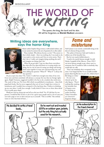 Writing Magazine Preview 6