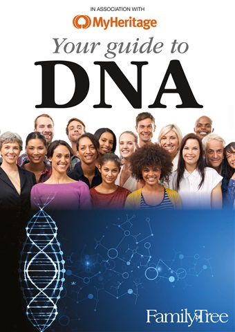 Family Tree issue Your Guide to DNA
