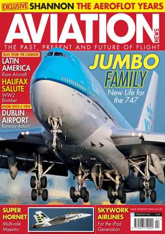 Aviation News issue February 2012