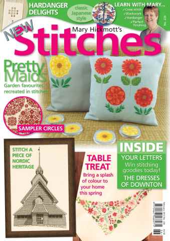 New Stitches issue Issue 226