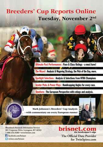 North American Trainer Magazine - horse racing Preview 2