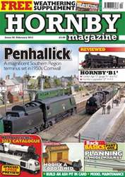 Hornby Magazine issue February 2012