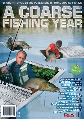 Fishing Reads issue A Coarse Fishing Year