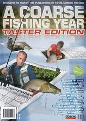 Fishing Reads issue A Coarse Fishing Year - TASTER