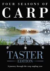 Fishing Reads issue Four Seasons of Carp - TASTER