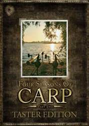 Fishing Reads issue Four Seasons of Carp 2 - TASTER